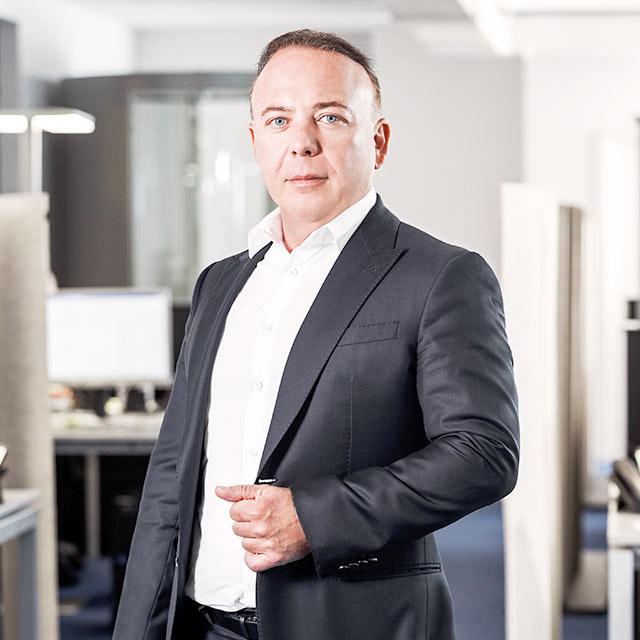 Andreas Jenny CEO AJ Group