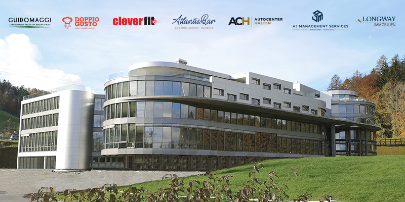 Halten Business Center Pfäffikon SZ Offen 2020